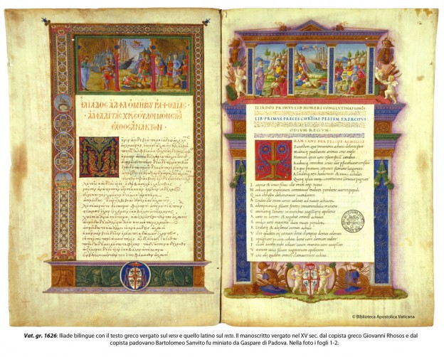 Vatican Library Making 4,000 Ancient Manuscripts Available Online For Free [Photos]