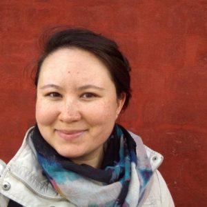 A photo of Celeste Sharpe.