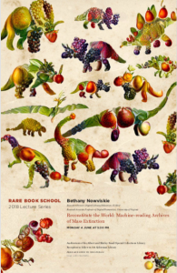Image of poster for the talk