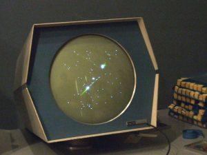 Spacewar! on the PDP-1